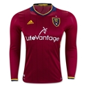Real Salt Lake 2016 LS Authentic Home Soccer Jersey