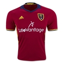 Real Salt Lake 2016 Home Soccer Jersey