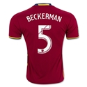 Real Salt Lake 2016 BECKERMAN Home Soccer Jersey