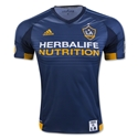 LA Galaxy 2016 Authentic Away Soccer Jersey