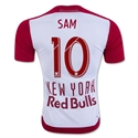 New York Red Bulls 2016 SAM Authentic Home Soccer Jersey