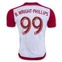 New York Red Bulls 2016 B.WRIGHT-PHILLIPS Home Soccer Jersey