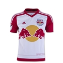 New York Red Bulls 2016 Youth Home Soccer Jersey