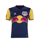 New York Red Bulls 2016 Youth Away Soccer Jersey