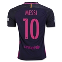 Barcelona 16/17 MESSI Away Soccer Jersey