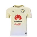 Club America 16/17 Youth Home Soccer Jersey