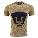 UNAM Pumas 16/17 Authentic Home Soccer Jersey