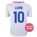 USA 2016 LLOYD Youth Home Soccer Jersey