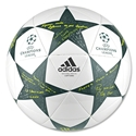 adidas Finale Capitano Ball (white/vapour steel/tech green)