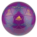 adidas Finale Capitano Ball (shock purple/solar gold)
