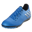 adidas Messi 16.3 TF (Shock Blue/Silver Metallic)