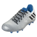 adidas Messi 16.3 FG (Silver Metallic/Black/Shock Blue)