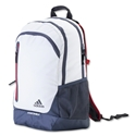 adidas Breakaway Backpack (White)