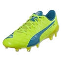 Puma evoSpeed SL S FG (Safety Yellow)