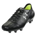 Under Armour Speedform CRM LTHR FG (Black/Black/Graphite)