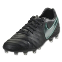 Nike Tiempo Legacy II AG Pro (Black/Hyper Turquoise)
