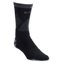 Nike Strike Mercurial Football Crew Sock (Black/Gray)