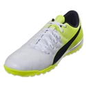 Puma evoPower 4.3 TT (Puma White/Peacoat/Safety Yellow)