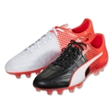 Puma evoSpeed 3.5 Leather AG (Puma Black/Puma White/Red Blast)
