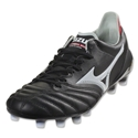 Mizuno Morelia Neo II MIJ (Black/White/Red)