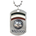 Mexico Dog Tags
