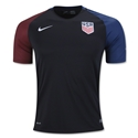 USA 2016 American Outlaws Away Soccer Jersey