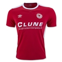 St. Patrick's Athletic 2016 Home Soccer Jersey