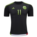 Mexico 2016 Carlos Vela Authentic Third Soccer Jersey