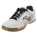 JOMA Top Flex Indoor Shoe (White/Black/Gold)