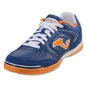 JOMA Top Flex Indoor Shoe (Blue/White/Orange)