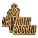 US Youth Soccer Logo Pin