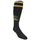 Xara Logo Soccer Socks (Blk/Yellow)