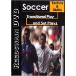 Soccer Skills and Tactics-Transitional Play and Set Plays DVD