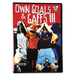 Premier League Own Goals & Gaffs DVD