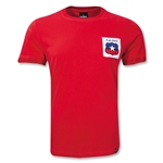 Chile World Cup 1974 Soccer Jersey