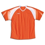 Xara United Soccer Jersey (Org/Wht)