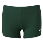 Nike Performance Women's Game Short (Dark Green)