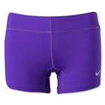 Nike Performance Women's Game Short (Purple)