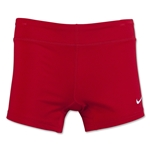 Nike Performance Women's Game Short (Red)