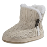 Chelsea Women's Knit Boot Slipper
