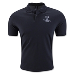 UEFA Champions League Polo (Black)