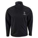 UEFA Champions League Softshell Jacket (Black)