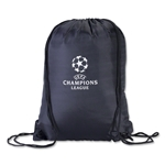 UEFA Champions League Gymsack (Black)