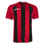 Joma Pisa 12 Jersey (Red/Black)