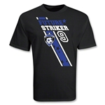 Future Striker SS Soccer T-Shirt (Black)