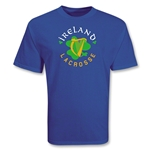 Ireland Lacrosse T-Shirt (royal)