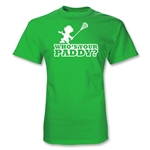 Who's Your Paddy Lacrosse T-Shirt