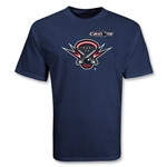 Boston Cannons MLL Lacrosse T-Shirt (Navy)