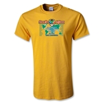 Utopia South Africa T-Shirt (Gold)