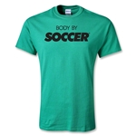 Utopia Body By Soccer T-Shirt (Green)
